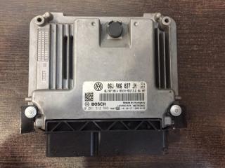 Блок управления двигателем Volkswagen Tiguan 2012-2018