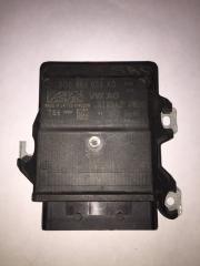 Блок управления подушек безопасности Skoda Octavia 2013-