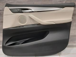 Обшивка двери передняя правая BMW X5 2013-2019