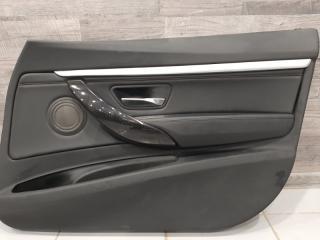 Обшивка двери передняя правая BMW 3-Series 2016-2019