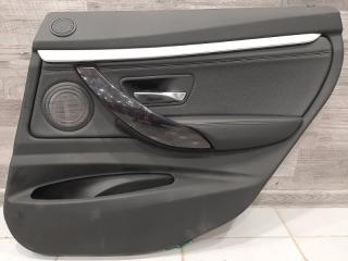 Обшивка двери задняя правая BMW 3-Series 2016-2019
