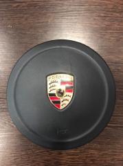 Подушка безопасности в руль Porsche Cayenne
