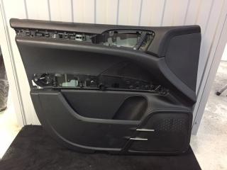 Обшивка двери передняя левая Porsche Cayenne