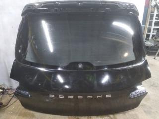 Крышка багажника задняя Porsche Macan 2013-2018