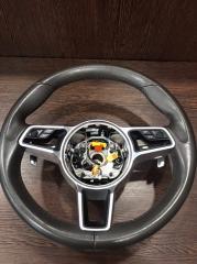 Руль Porsche Macan