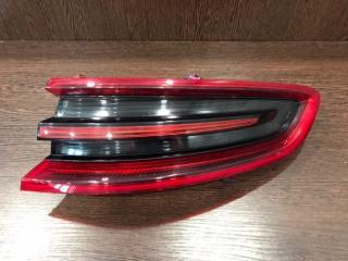 Фонарь задний правый Porsche Macan 2013-