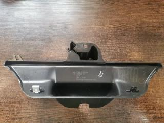Накладка замка двери багажника задняя X5 2008-2013 E70 3.0 N57D30A