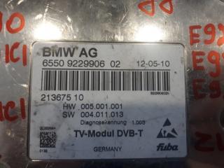 Модуль ТВ BMW X5 2009-2013