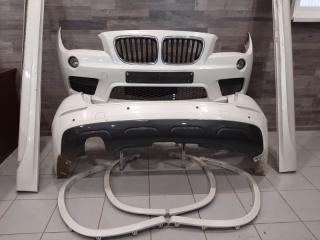 Комплект обвеса BMW X1 2009-2015