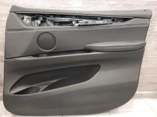 Обшивка двери передняя правая BMW X5