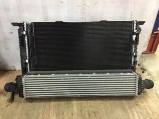 Кассета радиаторов передняя Porsche Macan 2014-2019