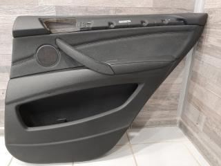 Обшивка двери задняя правая BMW X5