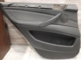 Обшивка двери задняя левая BMW X5 2013-2018