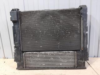 Кассета радиаторов передняя BMW X4 2013-2018