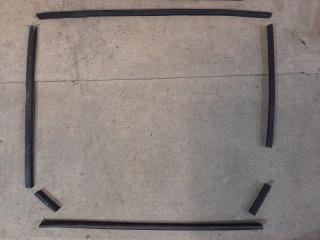 Комплект уплотнительных прокладок передний BMW X5 2009-2013