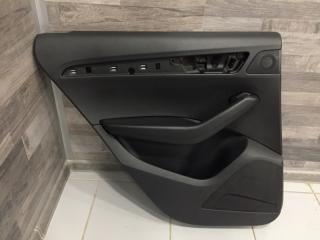 Обшивка двери задняя левая Audi Q5 2008-2012