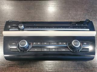 Панель управления климатом BMW 5-Series 2009-2013