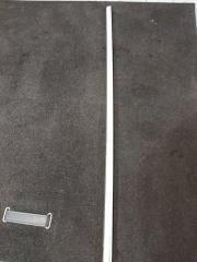 Молдинг двери задний левый BMW X4 2013-2018