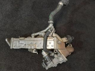 Охладитель отработанных газов BMW X4 2013-2018