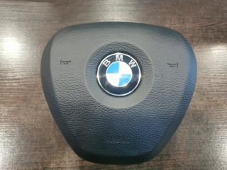 Подушка безопасности в руль передняя BMW X4 2013-2018