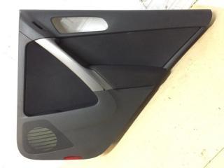 Обшивка двери задняя правая Volkswagen Tiguan 2007-2016