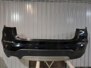 Бампер задний задний BMW X4 2013-2018