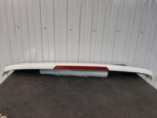 Спойлер крышки багажника задний BMW X5 2013-2018