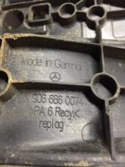 Накладка порога задняя Volkswagen Crafter 2E