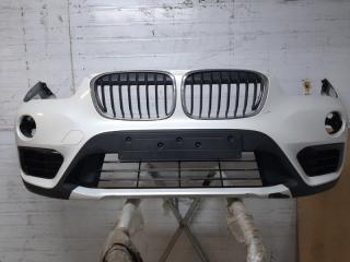 Бампер передний BMW X1 2015-2019