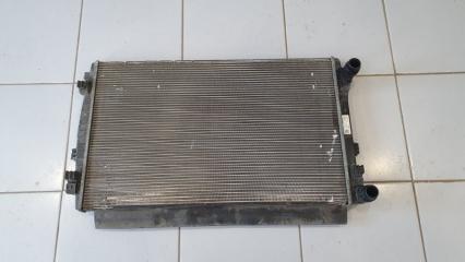 Запчасть радиатор охлаждения Volkswagen Golf 2013-2020