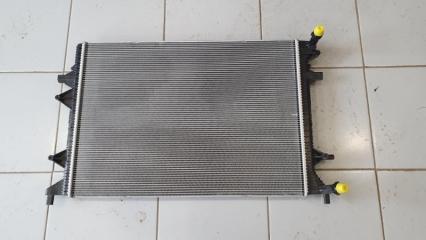 Радиатор дополнительный Skoda Yeti 2014-2018