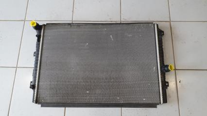Радиатор охлаждения Skoda Yeti 2014-2018