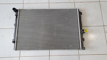 Радиатор охлаждения Volkswagen Tiguan 2012-2018