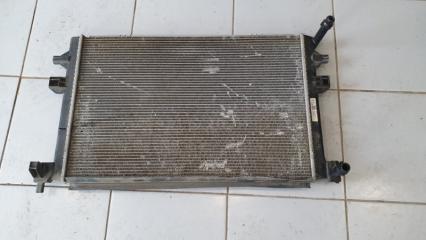 Радиатор дополнительный Volkswagen Golf 2013-2020