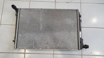 Радиатор охлаждения Skoda Octavia 2004-2013
