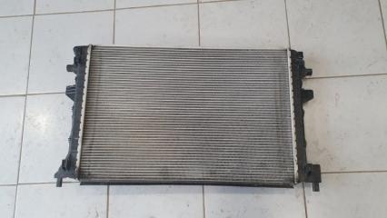 Радиатор дополнительный Volkswagen Tiguan 2016-