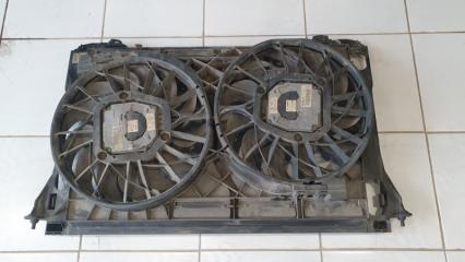 Диффузор вентиляторов Audi A8 2003-2007