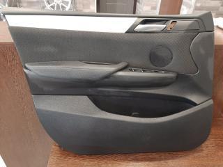 Обшивка двери передняя левая BMW X3 2013-2018