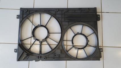 Диффузор вентиляторов Volkswagen Tiguan 2012-2018