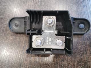 Вывод плюса аккумулятора в моторном отсеке BMW X5 2013-2019