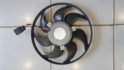 Вентилятор охлаждения радиатора Volkswagen Passat 2009-2015