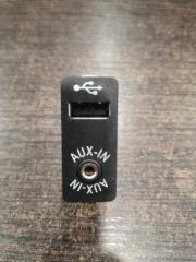 Гнездо USB/AUX BMW X5 2007-2014 E70 84109237653 контрактная