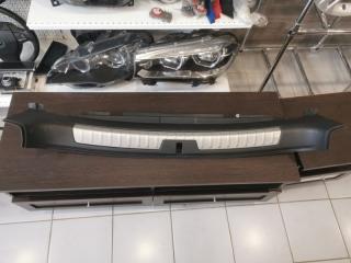 Накладка борта погрузочного пола задняя BMW X6 2013-2019