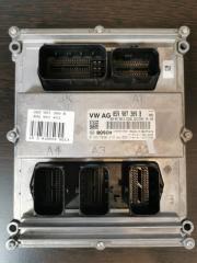 Блок управления двигателем Audi Q7 2016