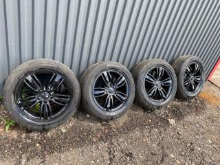 Диски Audi Q3 2012-2018
