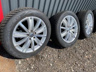 Диски Volkswagen Tiguan 2008-2017