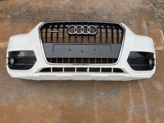 Бампер передний Audi Q3 2011-2018