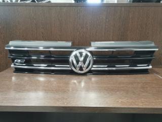 Решетка радиатора передняя Volkswagen Tiguan 2016-