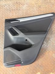 Обшивка двери задняя правая Volkswagen Tiguan 2016-