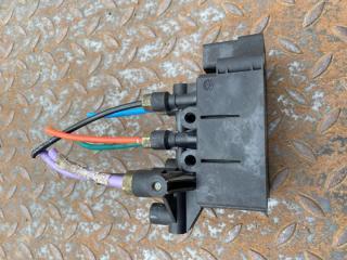 Блок клапанов пневмоподвески Q7 2016- 4M 3.0 TDI DHX